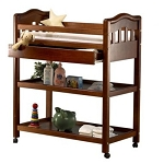Sorelle Nicki Changing Table in Cherry