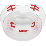 Nuk Orthodontic Pacifier 2-Pack BPA-Free Silicone Sports 6-18m