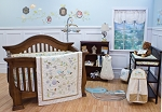 Nurture Generations Imagination 4-Piece Crib Set Nest