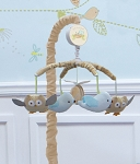 Nurture Imagination Nest Musical Mobile