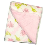 Nurture Imagination Garden District Plush Blanket
