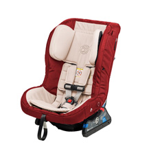 Orbit Baby G3 Toddler Car Seat, Ruby