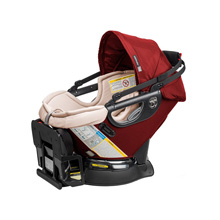 Orbit Baby G3 Infant Car Seat & Base, Ruby