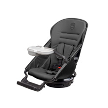Orbit Baby G3 Stroller Seat, Black