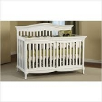 Pali Design Mantova Forever Crib in White