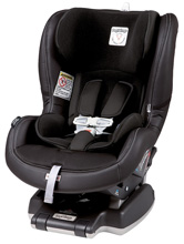 Peg Perego Primo Viaggio SIP Convertible Car Seat, Licorice - Leather