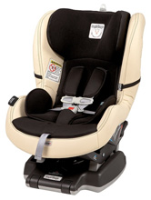 Peg Perego Primo Viaggio SIP Convertible Car Seat, Paloma - Leather
