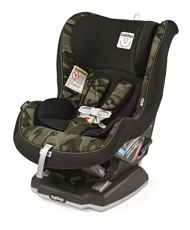 peg perego primo viaggio sip convertible car seat camo green ideal baby. Black Bedroom Furniture Sets. Home Design Ideas