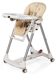 Peg Perego Prima Pappa Diner High Chair, Savana Beige
