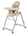 Peg Perego Prima Pappa Zero 3 High Chair in Savana Beige
