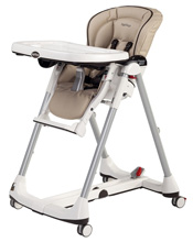 Peg Perego Prima Pappa Best High Chair, Cappucino