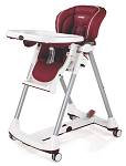 Peg Perego Prima Pappa Best High Chair in Bordeaux