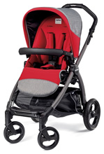 Peg Perego Book Pop Up Tulip - Grey & Red