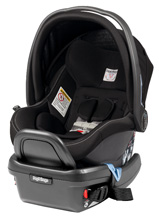 Peg Perego 2014 Primo Viaggio Infant Car Seat 4/35 in Onyx