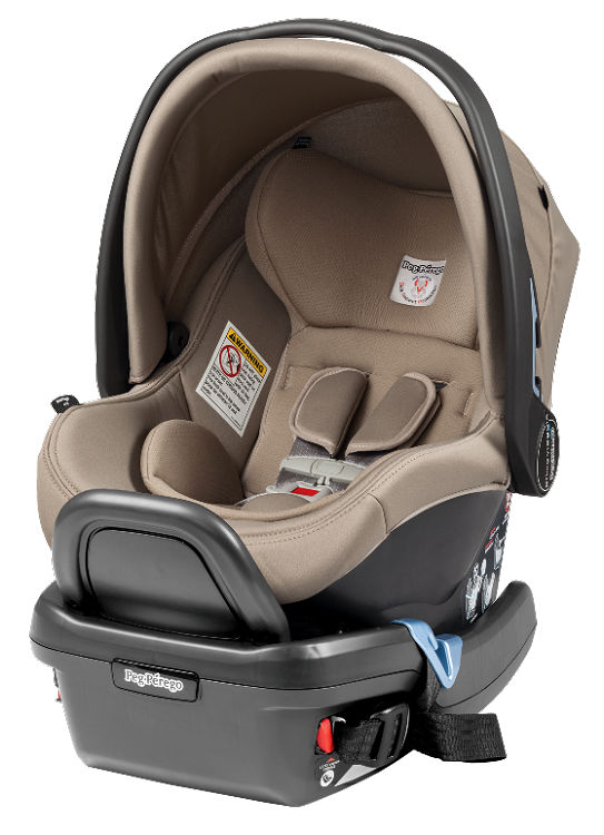 peg perego primo viaggio infant car seat 4 35 cream ideal baby. Black Bedroom Furniture Sets. Home Design Ideas