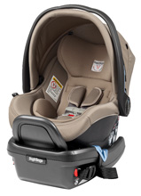 Peg Perego 2014 Primo Viaggio Infant Car Seat 4/35 in Cream