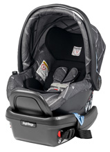 Peg Perego Primo Viaggio Infant Car Seat 4/35, Portraits Grey