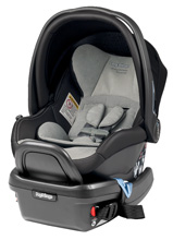 Peg Perego 2014 Primo Viaggio Infant Car Seat 4/35 in Alcantara - Limited Edition