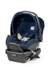 Peg Perego Primo Viaggio Infant Car Seat 4/35, Circles Blue