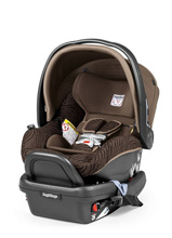 Peg Perego Primo Viaggio Infant Car Seat 4/35, Circles Choco