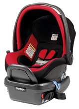 Peg Perego 2014 Primo Viaggio Infant Car Seat 4/35 in Flamenco