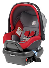 Peg Perego Primo Viaggio Infant Car Seat 4/35, Tulip