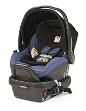 Peg Perego Primo Viaggio Infant Car Seat 4/35, Mod Bluette