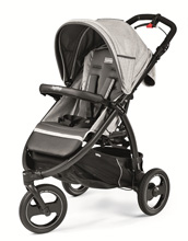 Peg Perego Book Cross Stroller, Atmosphere
