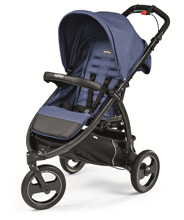 Peg Perego Book Cross Stroller, Mod Bluette