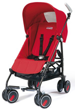 Peg Perego Pliko Mini in Fire - True Red