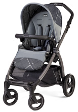 Peg Perego Book Pop Up Special Edition Portraits Grey