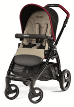 Peg Perego Book Pop Up Stroller, Fiat 500NA