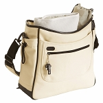 Peg Perego Borsa Mamma ( Diaper Bag ) in Paloma-Leather