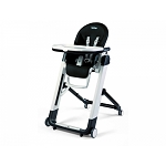 Peg Perego Siesta Highchair in Licorice-Black