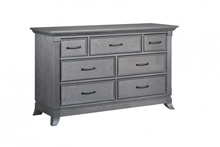 Ozlo Baby Pendleton 7-Dr Dresser Marble Gray