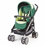 Peg Perego 2011 Pliko Switch Compact Stroller in Myrto