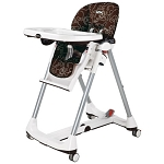 Peg Perego Prima Pappa Diner High Chair Savana Cacao