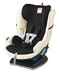 Peg Perego Primo Viaggio Convertible Car Seat in Paloma-Cream Eco Leather