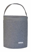 JJ Cole Bottle Cooler, Gray Heather