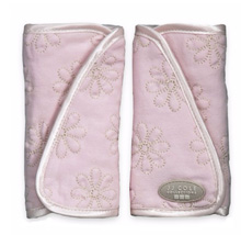 JJ Cole Reversible Strap Cover, Pink