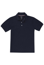 French Toast 60% Off Only $4.99 Skinny Girl Polo in Navy