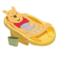 Safety 1st Disney Pooh Bath Tub