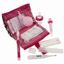 Safety 1st Complete Healthcare Kit Raspberry