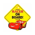 Safety 1st® Disney Pixar Cars Little Racer on Board Sign