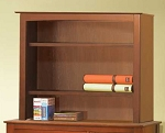 Pali Trieste Bookcase Hutch in Sienna