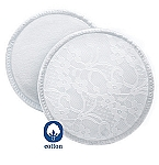 AVENT 6 Breast Pads with Laundry Bag