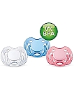 AVENT Pacifier with Extra Flow 0-6 Mos