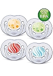 AVENT Pacifier Sensible Skin 6-18 Mos
