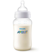 Phillips Avent Anti-Colic Bottle 11oz Clear