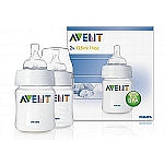 AVENT 2 Pack 4oz Feeding Bottle